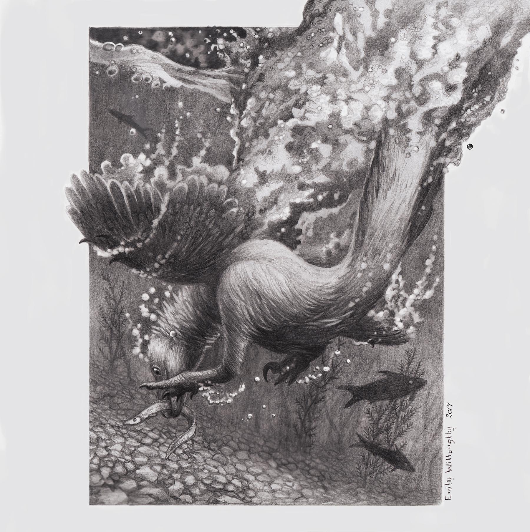 Deinonychus Dives