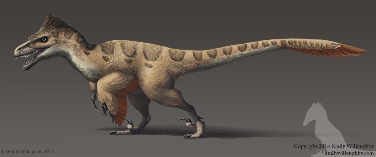 The More Accurate Utahraptor