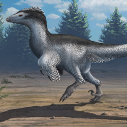 Sign of the Deinonychosaur